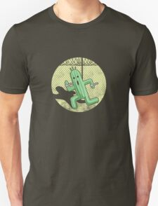 Escape from Cactuar Island- Final Fantasy Parody Unisex T-Shirt