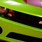 Mean Green by Bob Wall