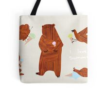 It has come to my attention, I love summer. Tote Bag