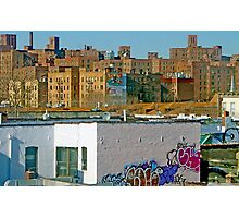 Da Bronx Photographic Print