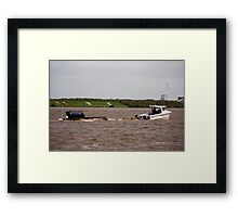Rescue 3 Framed Print