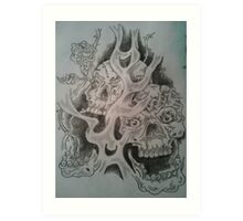 07 Art Print