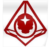 Halo: Guardians - Fireteam OSIRIS Poster
