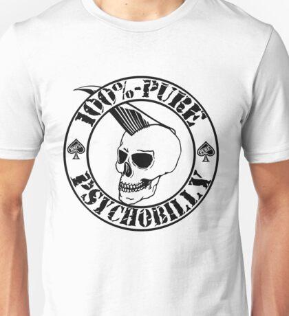Pure Psychobilly - Black Stamp Unisex T-Shirt