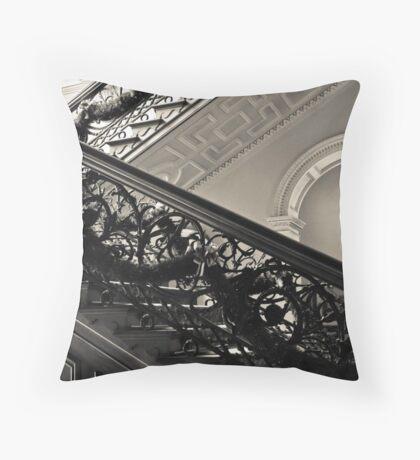 Bannister Throw Pillow