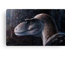 Dreadful Lizard - Gorgosaurus Canvas Print