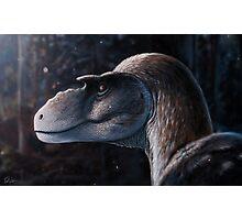 Dreadful Lizard - Gorgosaurus Photographic Print
