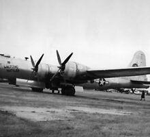 'Waltzing Matilda' B-29 1945 by Bairdzpics
