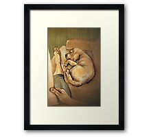 Max and I Framed Print