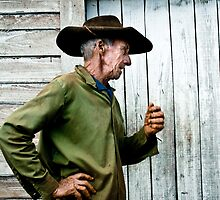The Tobacco Farmer. by David Sundstrom