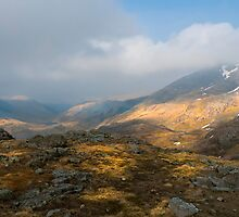 Scafell Pike View by picturistic