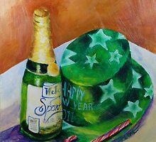 Happy New Year 2011 by PierceClark