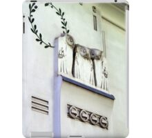 Secession Building, Vienna  iPad Case/Skin