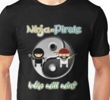 Ninjas Vs Pirates Unisex T-Shirt