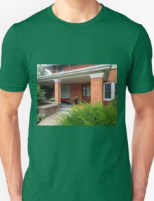 COMFORTABLE ENTRANCE (Welcome 2) Unisex T-Shirt