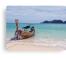 Pi Pi Island - Thailand Canvas Print