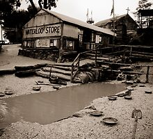 Waterloo Store - Sovereign Hill by melissagavin