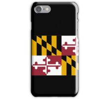 Maryland USA State Flag Baltimore Annapolis Duvet Cover T-Shirt Sticker iPhone Case/Skin