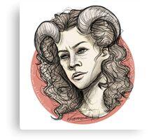 Demon Harry Canvas Print