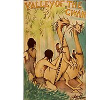 Valley Of The Gwan Photographic Print