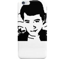 Save Ferris Bueller iPhone Case/Skin