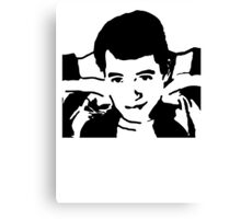 Save Ferris Bueller Canvas Print