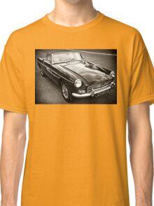 Black convertible MG Classic T-Shirt