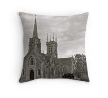 St Andrews Church, Strathabyn Throw Pillow