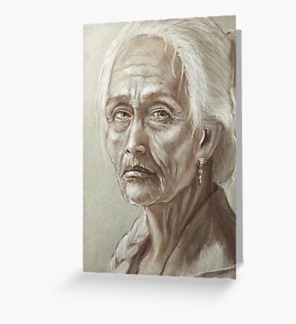 The Elder  Greeting Card