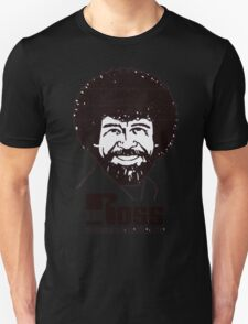 Paint Artist Bob Ross T-Shirt T-Shirt