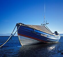 At anchor by nigelphoto