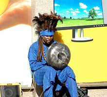 Street Drummer by perfectdaypro