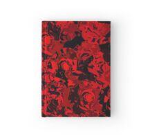 blood rose  Hardcover Journal