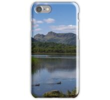 The Langdales iPhone Case/Skin