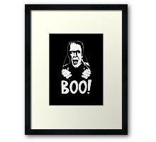 Herman Munster T-Shirt Framed Print