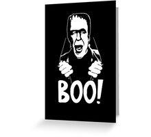 Herman Munster T-Shirt Greeting Card