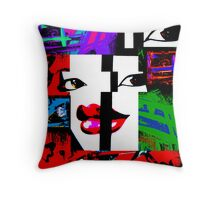 BEAUTY OF PASSION... Throw Pillow
