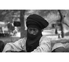Omar Photographic Print