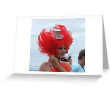 Gay Pride Brighton 2010 No10 Greeting Card