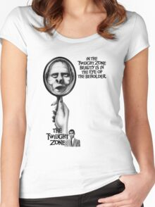 The Twilight Zone Women's Fitted Scoop T-Shirt