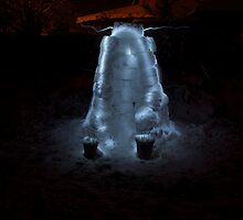 Illuminated Igloo - Shropshire by Kris Extance