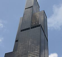 Willis Tower, Chicago by SuddenJim