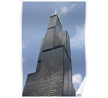 Willis Tower, Chicago Poster
