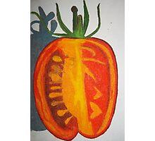 Tomato Photographic Print