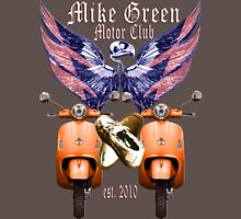 Mike Green Motor Club Unisex T-Shirt
