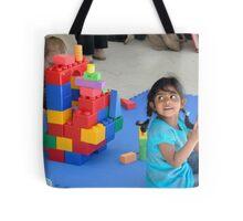Blocks ... Tote Bag