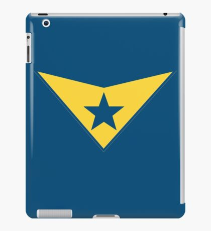 Booster Gold Logo iPad Case/Skin