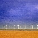 Scroby Sands Wind Farm, Norfolk by DaveTurner