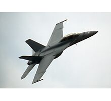 McDonnell F/A-18 Photographic Print