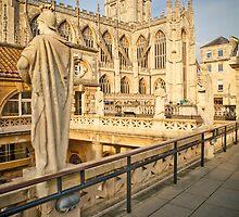 Roman Bathhouse by Stanley Tjhie